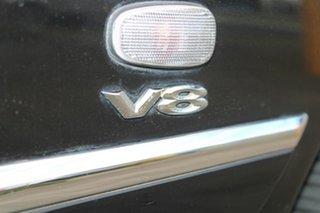 2005 Holden Calais VZ Black 4 Speed Automatic Sedan
