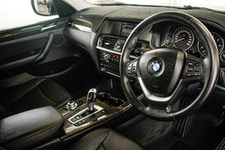 2011 BMW X3 F25 xDrive20d 8 Speed Automatic Wagon