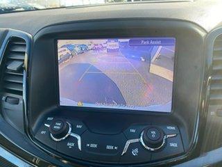 2015 Holden Ute VF MY15 SV6 Ute Storm White 6 Speed Manual Utility