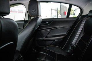 2015 Jaguar XE Prestige Silver 8 Speed Automatic Sedan