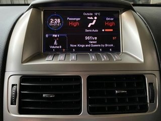 2010 Ford Falcon FG G6E White 6 Speed Sports Automatic Sedan