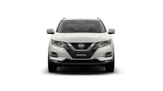 2021 Nissan Qashqai J11 Series 3 MY20 ST-L X-tronic Ivory Pearl 1 Speed Constant Variable Wagon