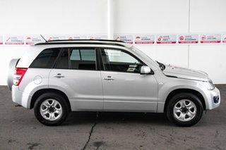 2012 Suzuki Grand Vitara JT MY13 Urban (4x2) Silver 4 Speed Automatic Wagon