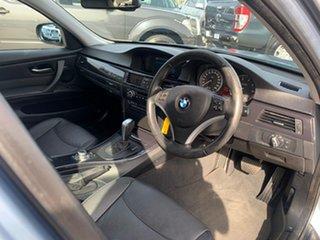 2009 BMW 320i E90 MY09 Executive Blue 6 Speed Auto Steptronic Sedan