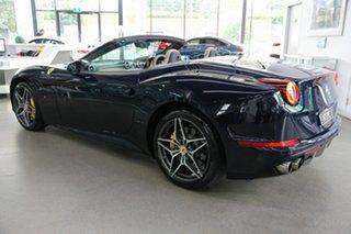 2017 Ferrari California F149 T DCT Blue 7 Speed Sports Automatic Dual Clutch Convertible