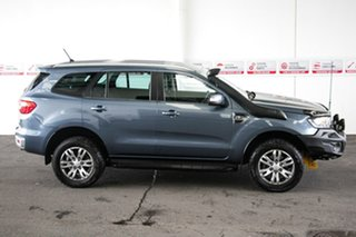 2018 Ford Everest UA MY18 Trend (4WD) Blue 6 Speed Automatic SUV
