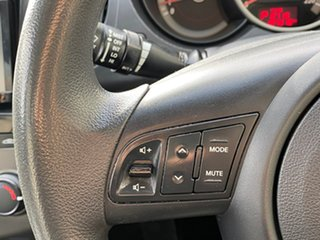 2009 Kia Cerato TD MY09 S Black 4 Speed Sports Automatic Sedan