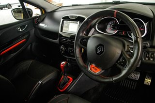 2013 Renault Clio X98 RS 200 Sport Gold 6 Speed Automatic Hatchback