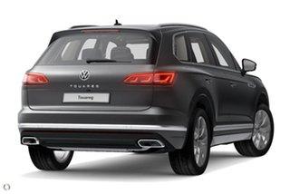 2021 Volkswagen Touareg CR MY21 210TDI Tiptronic 4MOTION Elegance Grey 8 Speed Sports Automatic.