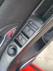 2011 Holden Cruze JH Series II MY12 CD Red 6 Speed Sports Automatic Sedan