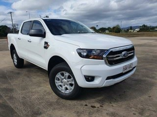 2019 Ford Ranger PX MkIII 2019.00MY XLS Arctic White 6 Speed Sports Automatic Double Cab Pick Up.
