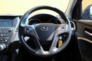 2017 Hyundai Santa Fe DM4 MY18 Active Blue 6 Speed Sports Automatic Wagon