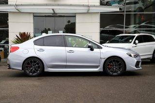 2017 Subaru WRX V1 MY18 Premium AWD Silver, Chrome 6 Speed Manual Sedan.
