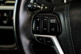 2018 Toyota Kluger GSU55R Grande (4x4) Crystal Pearl 8 Speed Automatic Wagon