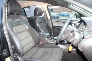 2010 Ford Falcon FG Upgrade XR6 50th Anniversary Black 6 Speed Auto Seq Sportshift Sedan