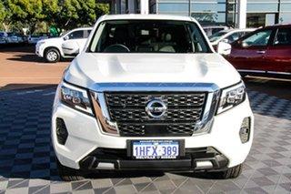 2021 Nissan Navara D23 MY21 ST-X 4x2 White Diamond 7 Speed Sports Automatic Utility.