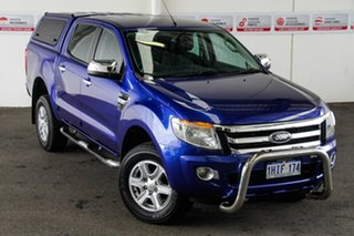 2015 Ford Ranger PX XLT 3.2 (4x4) 6 Speed Automatic Double Cab Pick Up.