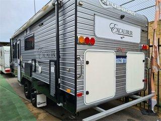 2014 Dreamhaven Crusader Caravan.