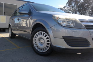 2006 Holden Astra AH MY06 CD Silver 5 Speed Manual Wagon