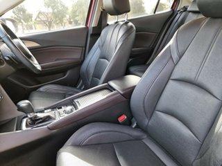 2016 Mazda 3 BN5278 Touring SKYACTIV-Drive Soul Red 6 Speed Sports Automatic Sedan