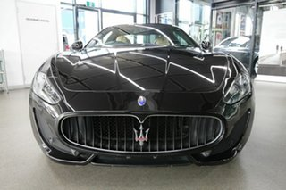 2015 Maserati Granturismo M145 MY15 S Black 6 Speed Sports Automatic Coupe