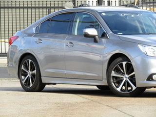 2016 Subaru Liberty B6 MY16 2.5i CVT AWD Silver 6 Speed Constant Variable Sedan.
