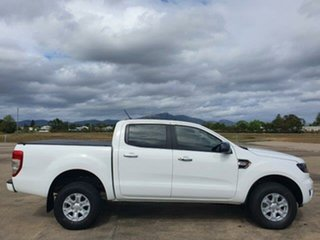 2019 Ford Ranger PX MkIII 2019.00MY XLS Arctic White 6 Speed Sports Automatic Double Cab Pick Up