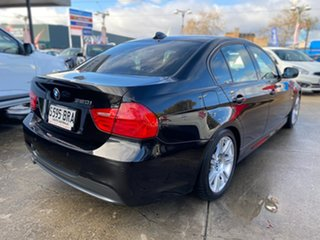 2011 BMW 3 Series E90 MY11 320i Steptronic Lifestyle Black 6 Speed Sports Automatic Sedan