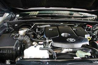 2016 Toyota Hilux GUN126R SR5 (4x4) Graphite 6 Speed Manual Dual Cab Utility