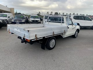 1999 Toyota Hilux RZN149R White 5 Speed Manual Cab Chassis