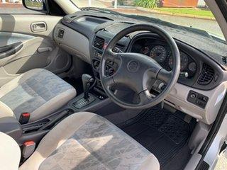 2002 Nissan Pulsar N16 LX Silver 4 Speed Automatic Sedan