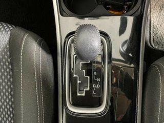 2017 Mitsubishi Outlander ZL MY18.5 ES 2WD Black 6 Speed Constant Variable Wagon