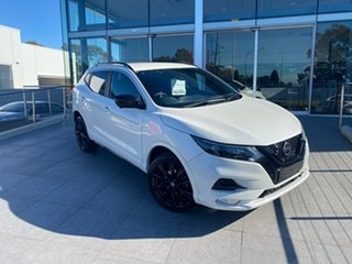 2020 Nissan Qashqai J11 Series 3 MY20 Midnight Edition X-tronic Ivory 1 Speed Constant Variable.