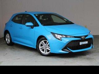 2018 Toyota Corolla Eclectic Blue Hatchback