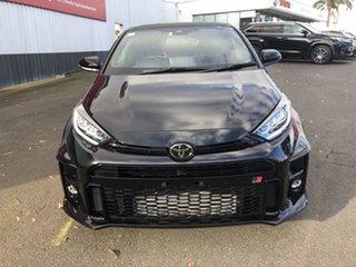 2021 Toyota Yaris Gxpa16R GR Tarmac Black 6 Speed Manual Hatchback