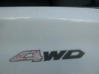 2010 Isuzu D-MAX (No Series) SX White Automatic Utility