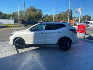 2020 Nissan Qashqai J11 Series 3 MY20 Midnight Edition X-tronic Ivory 1 Speed Constant Variable