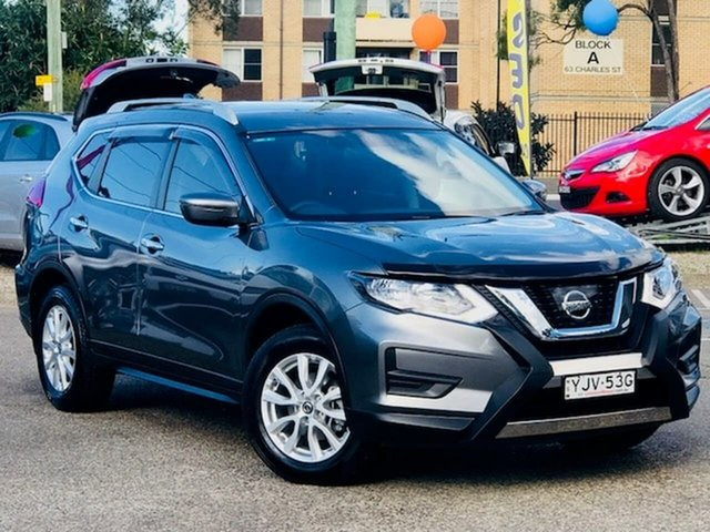 Used Nissan X-Trail T32 Series III MY20 ST X-tronic 4WD Liverpool, 2020 Nissan X-Trail T32 Series III MY20 ST X-tronic 4WD Grey 7 Speed Constant Variable Wagon