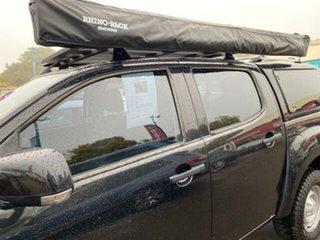 2015 Isuzu D-MAX TF MY15 SX (4x4) Black 5 Speed Automatic Crew Cab Utility