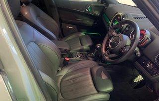 2019 Mini Countryman F60 John Cooper Works Steptronic ALL4 Moonwalk Grey 8 Speed Sports Automatic
