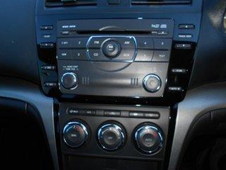 2010 Mazda 6 GH1052 MY10 Classic White 5 Speed Sports Automatic Wagon