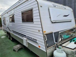 2007 Spaceland Caravans SENIC Caravan.