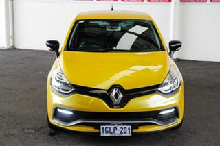 2013 Renault Clio X98 RS 200 Sport Gold 6 Speed Automatic Hatchback.