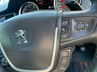 2014 Peugeot 508 MY13 Allure White 6 Speed Sports Automatic Sedan
