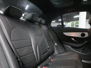 2021 Mercedes-Benz C-Class W205 801MY C200 9G-Tronic Brilliant Blue 9 Speed Sports Automatic Sedan