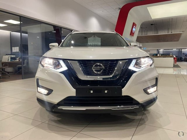 Used Nissan X-Trail T32 Series III MY20 ST-L X-tronic 2WD Liverpool, 2020 Nissan X-Trail T32 Series III MY20 ST-L X-tronic 2WD Ivory 7 Speed Constant Variable Wagon