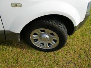 2006 Ford Territory SY TX (RWD) White 4 Speed Auto Seq Sportshift Wagon