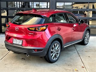2021 Mazda CX-3 Akari SKYACTIV-Drive FWD LE Wagon.