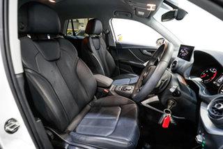 2018 Audi Q2 GA MY18 Sport S Tronic Quattro White 7 Speed Sports Automatic Dual Clutch Wagon