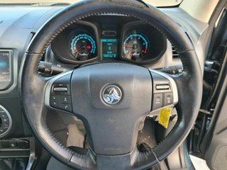 2014 Holden Colorado RG MY14 LTZ Crew Cab 4x2 Blue 6 Speed Manual Utility